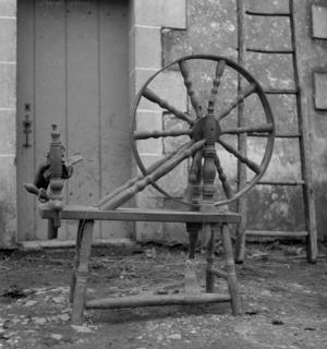 Le rouet de Madame Pavec, collectage de la mission Basse-Bretagne de 1939 |