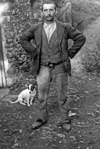 Monsieur Derrien, collectage de la mission Basse-Bretagne de 1939 |
