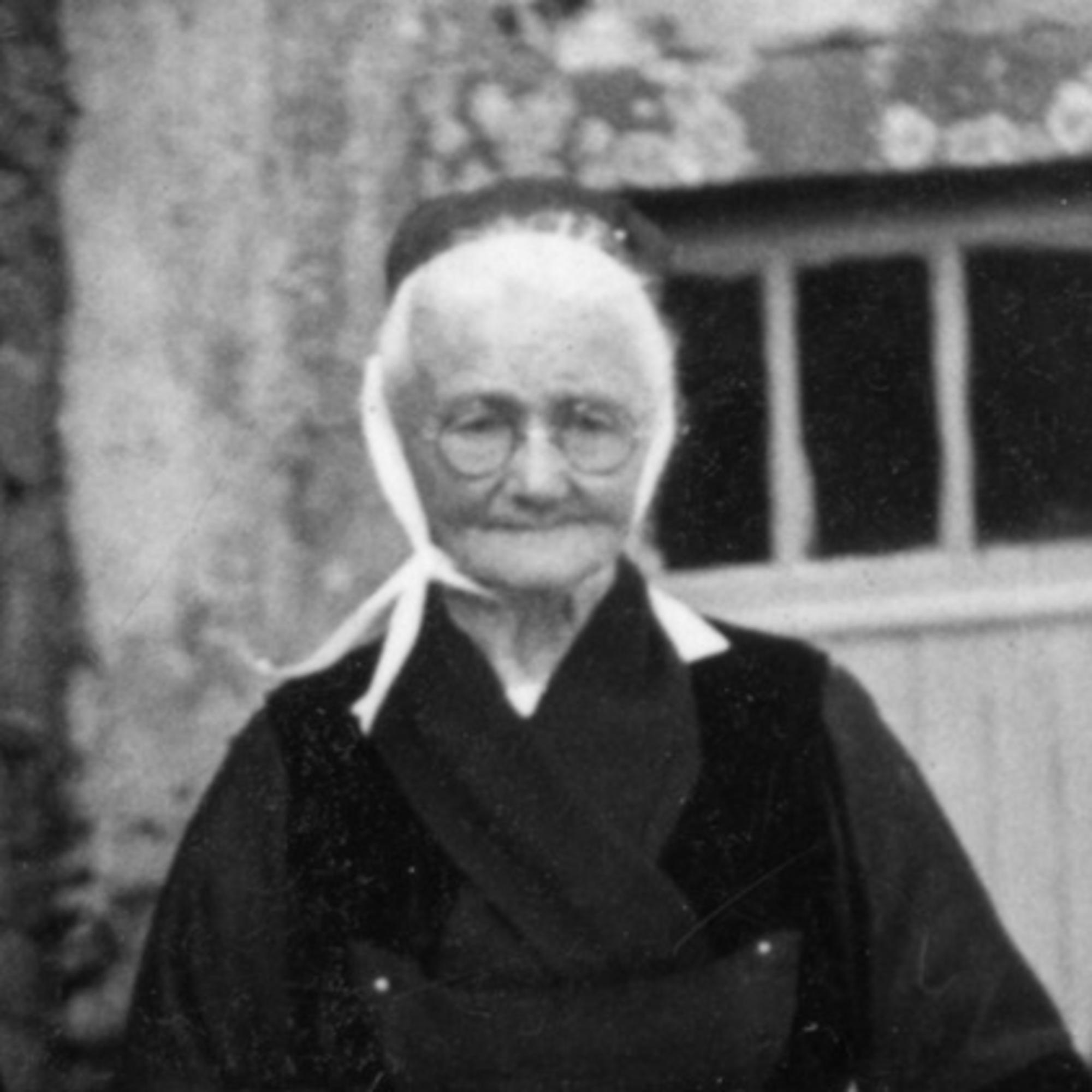 Mme Veuve Bacon portrait