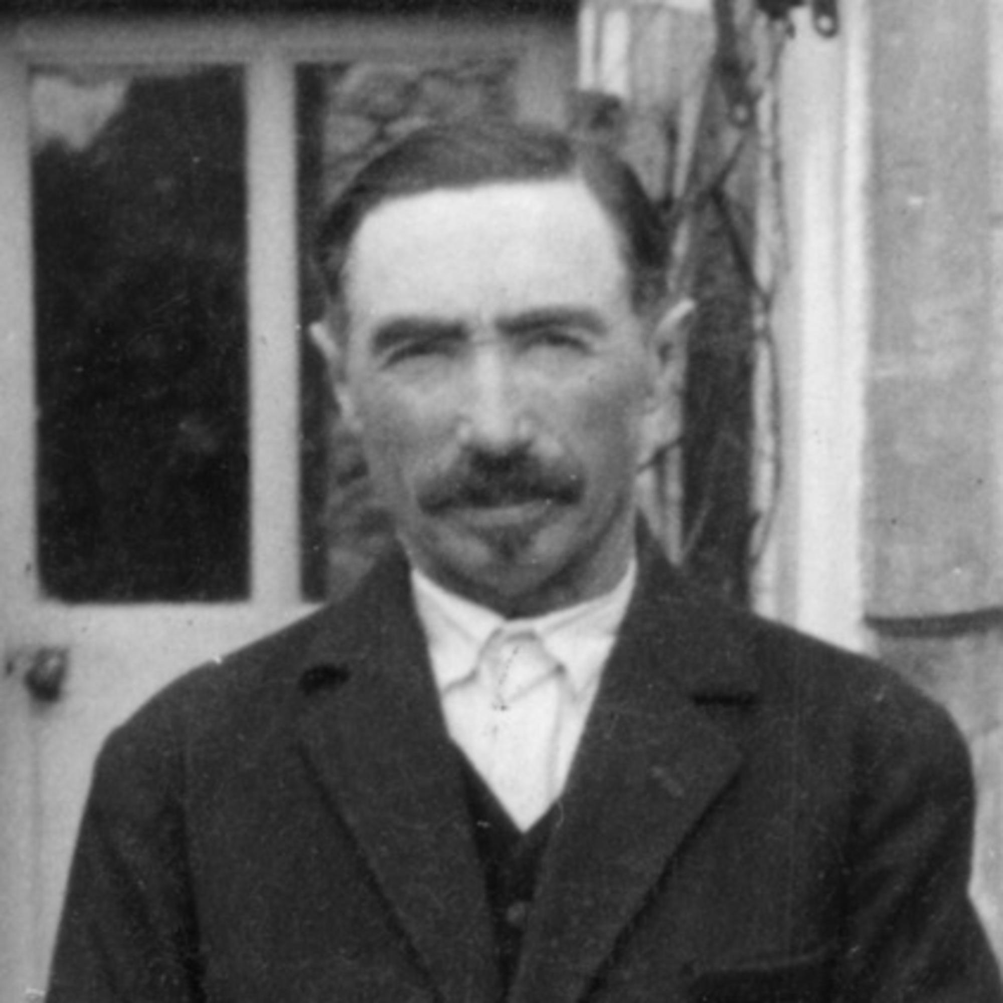 Vincent Bohec portrait