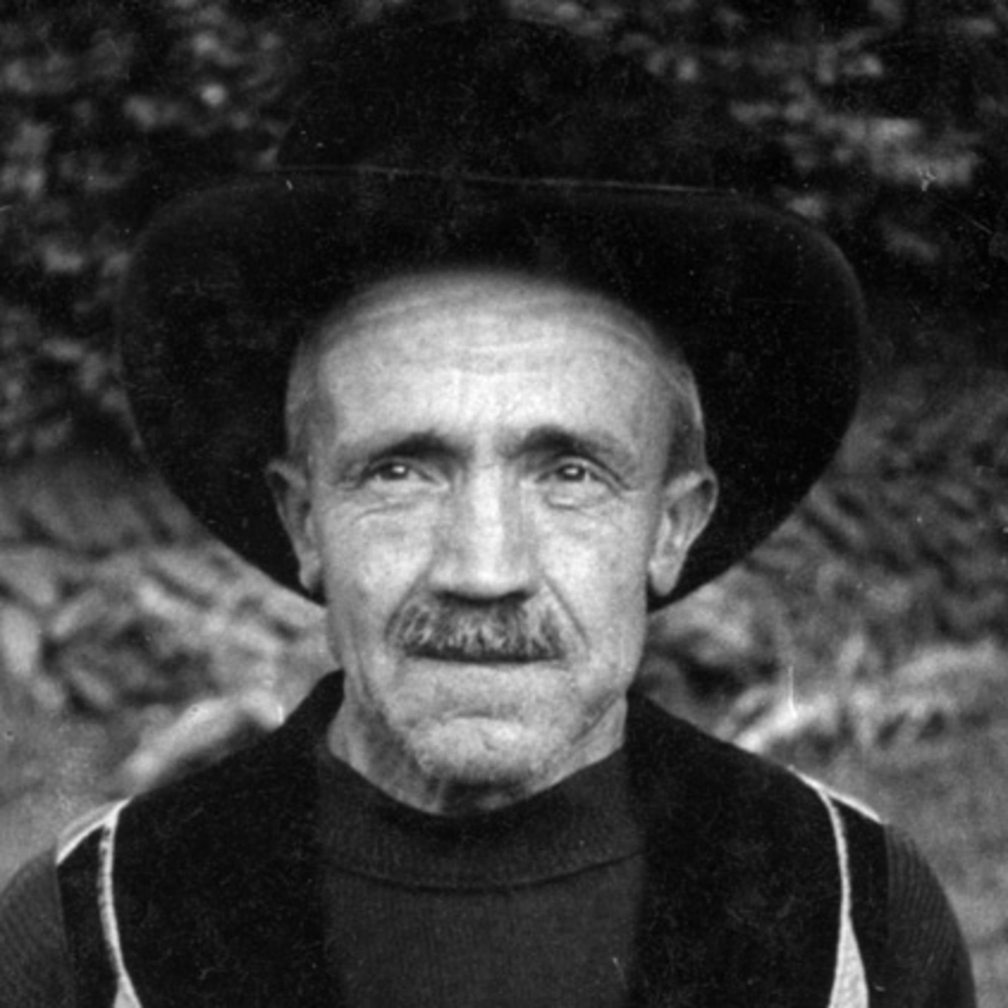 René Cornec portrait