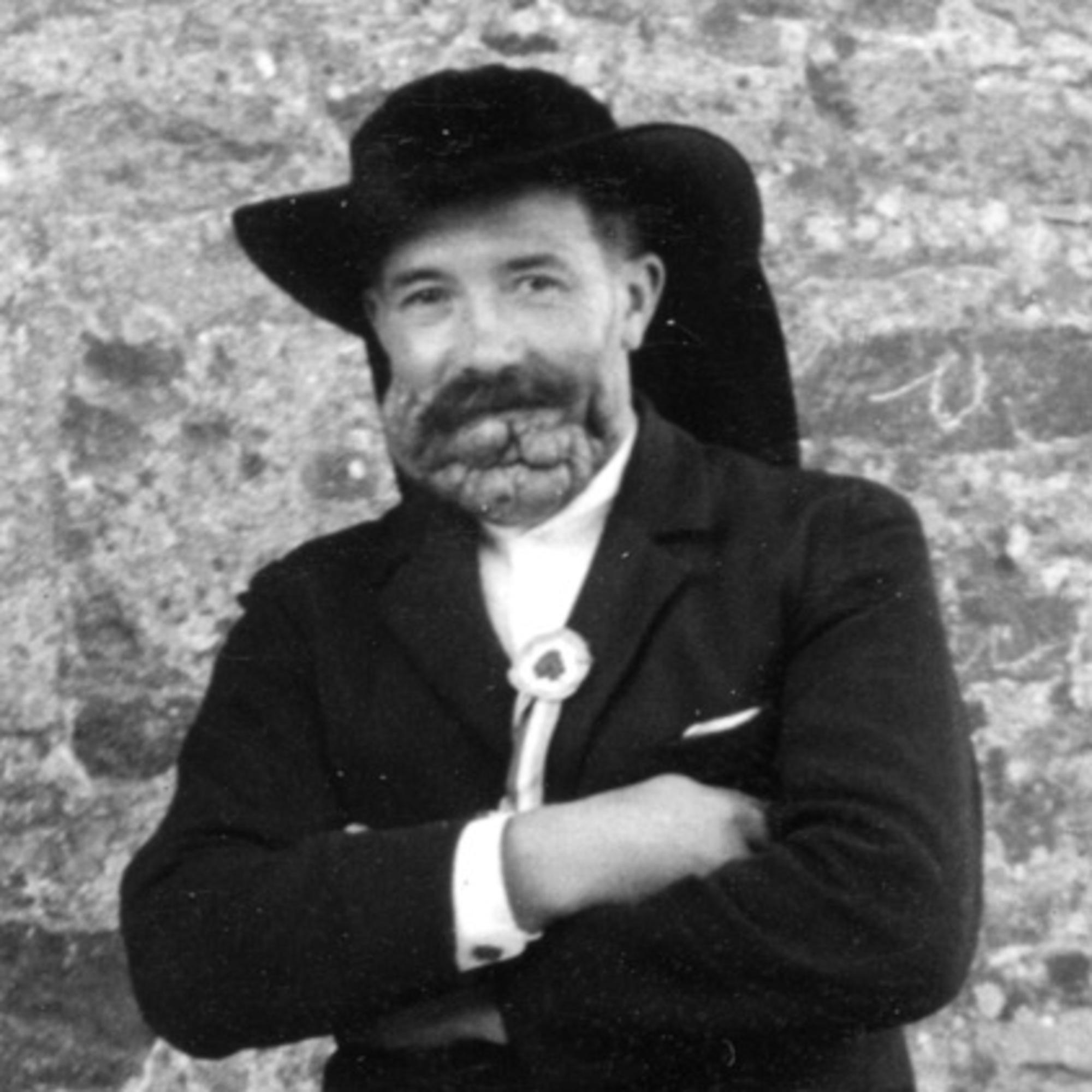 Louis Evanno portrait