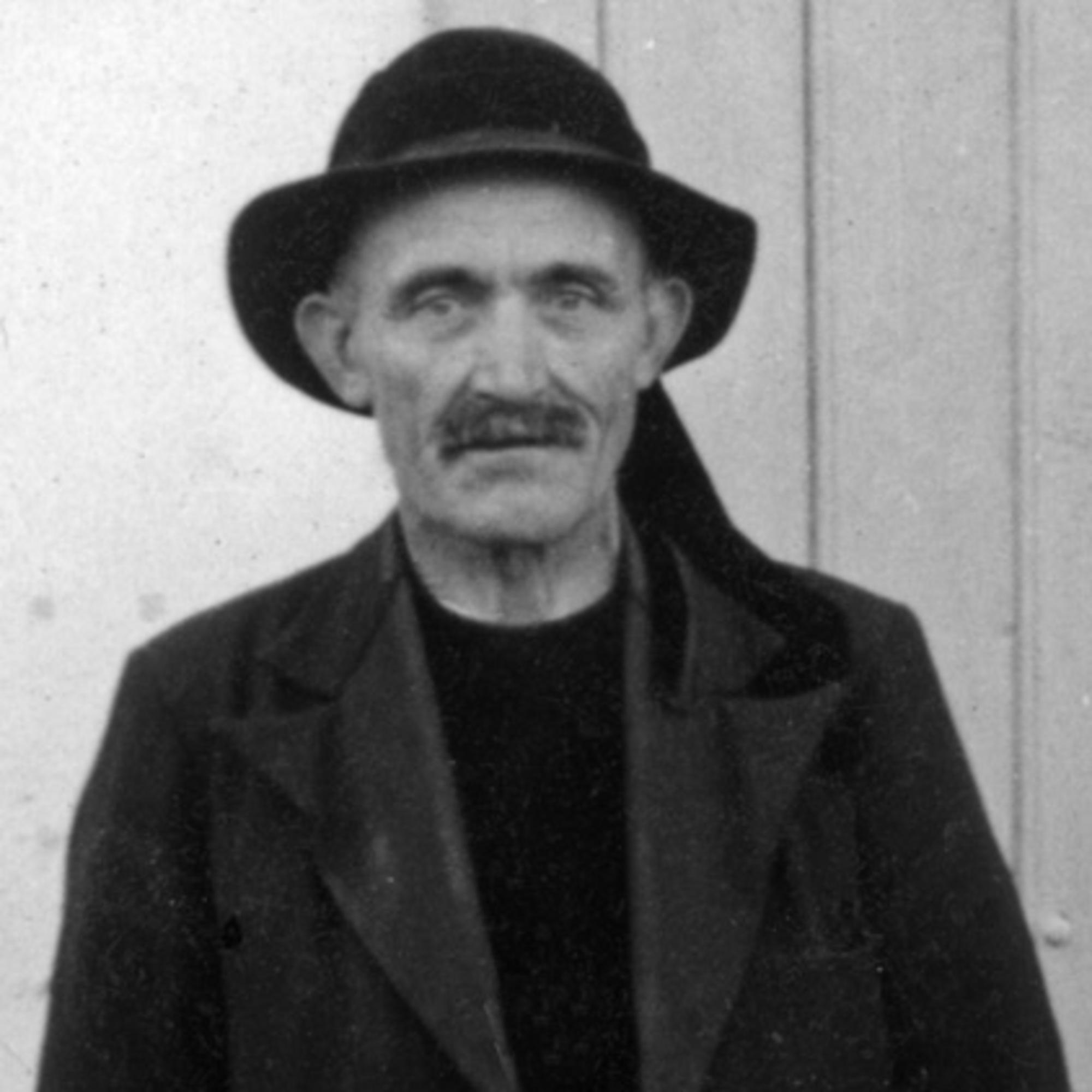Alain Gentric portrait