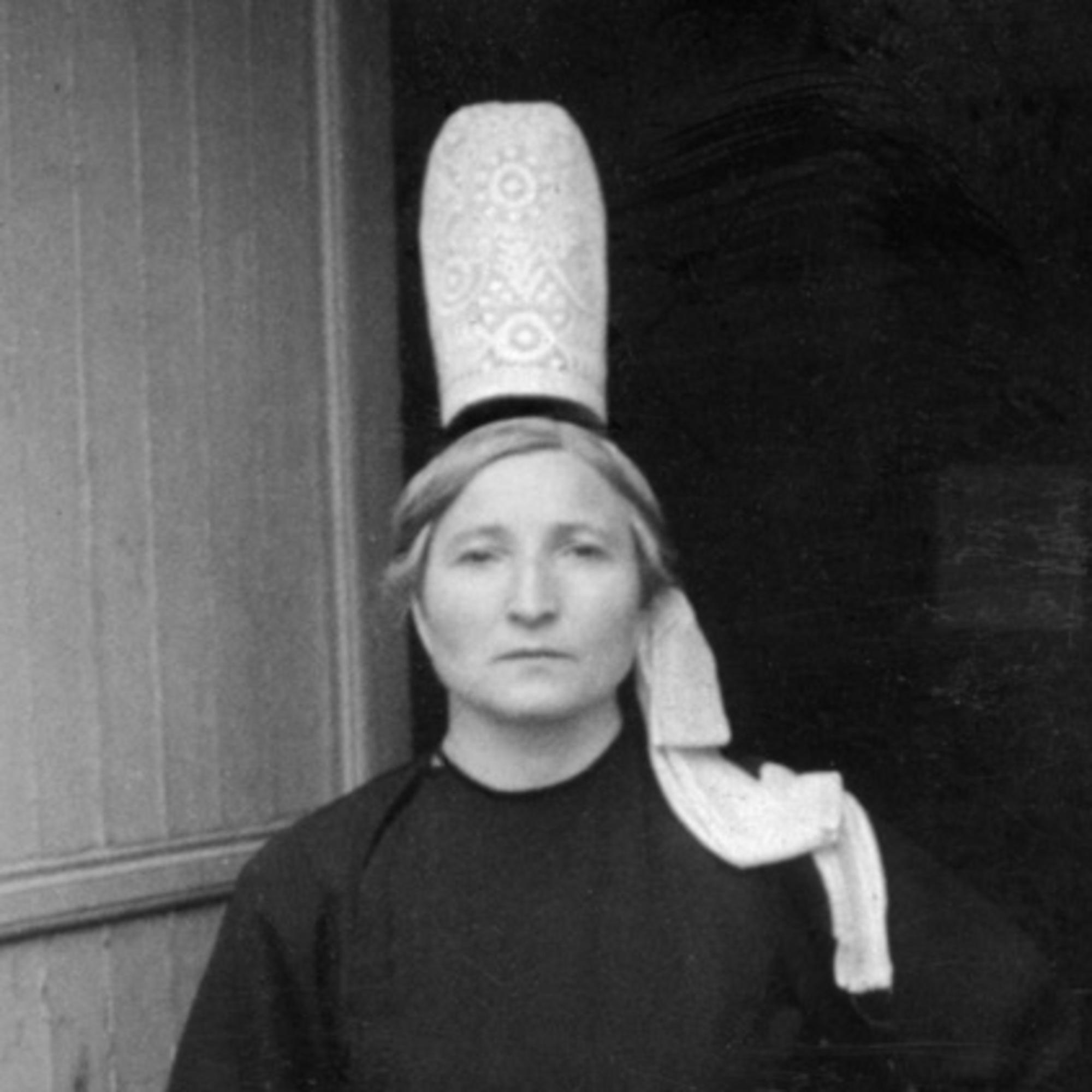 Marie-Jeanne Gloaguen portrait