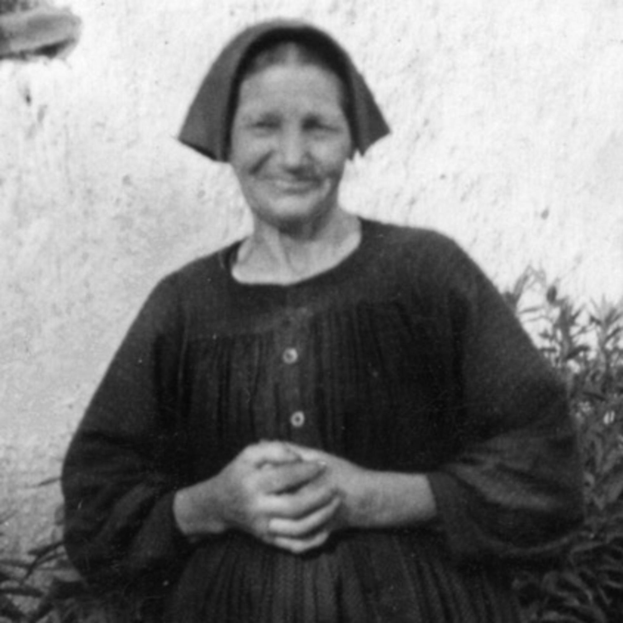 Marie-Perrine Guichon portrait