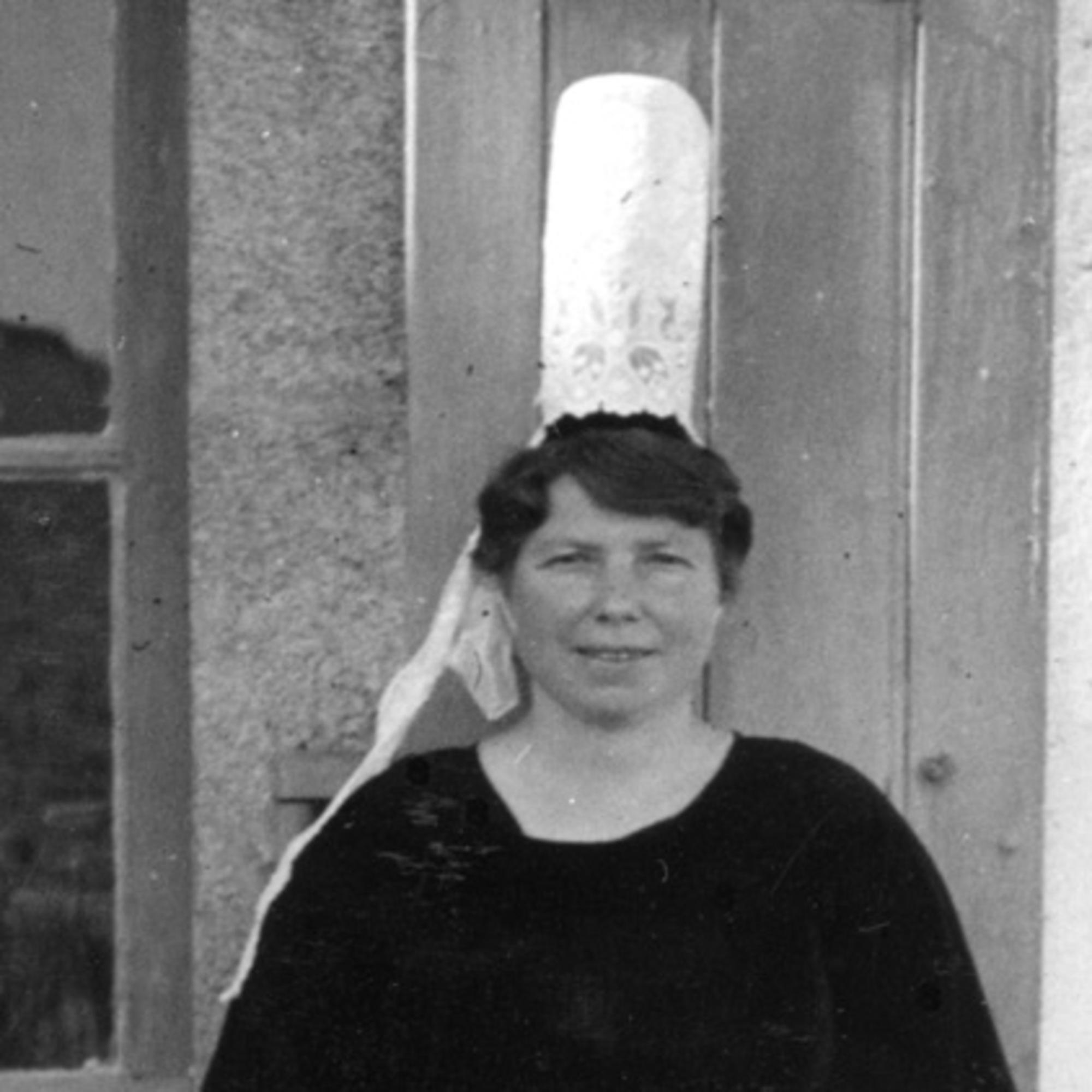 Jeanne Kerloch portrait