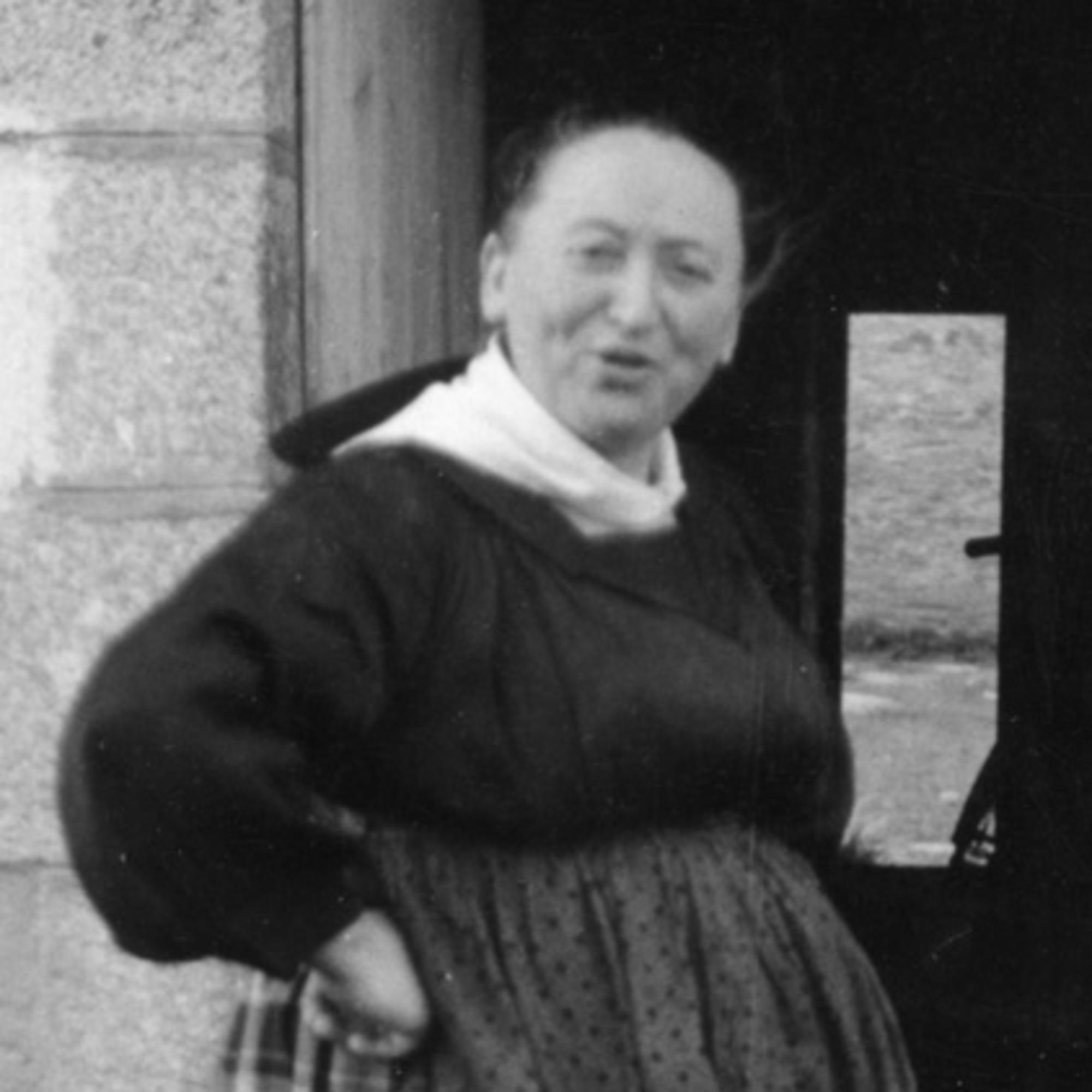 Mme Lancien portrait
