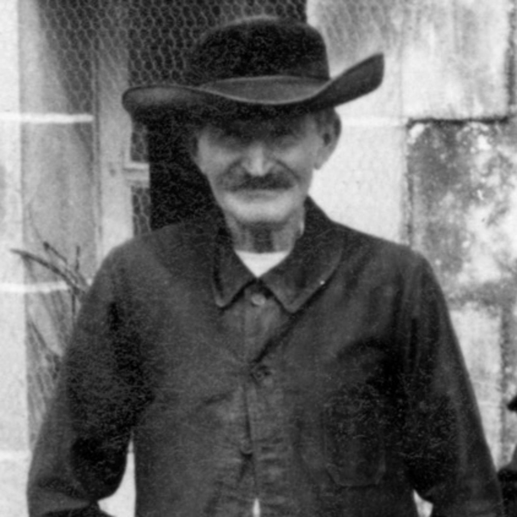 Mathurin Le Berre portrait