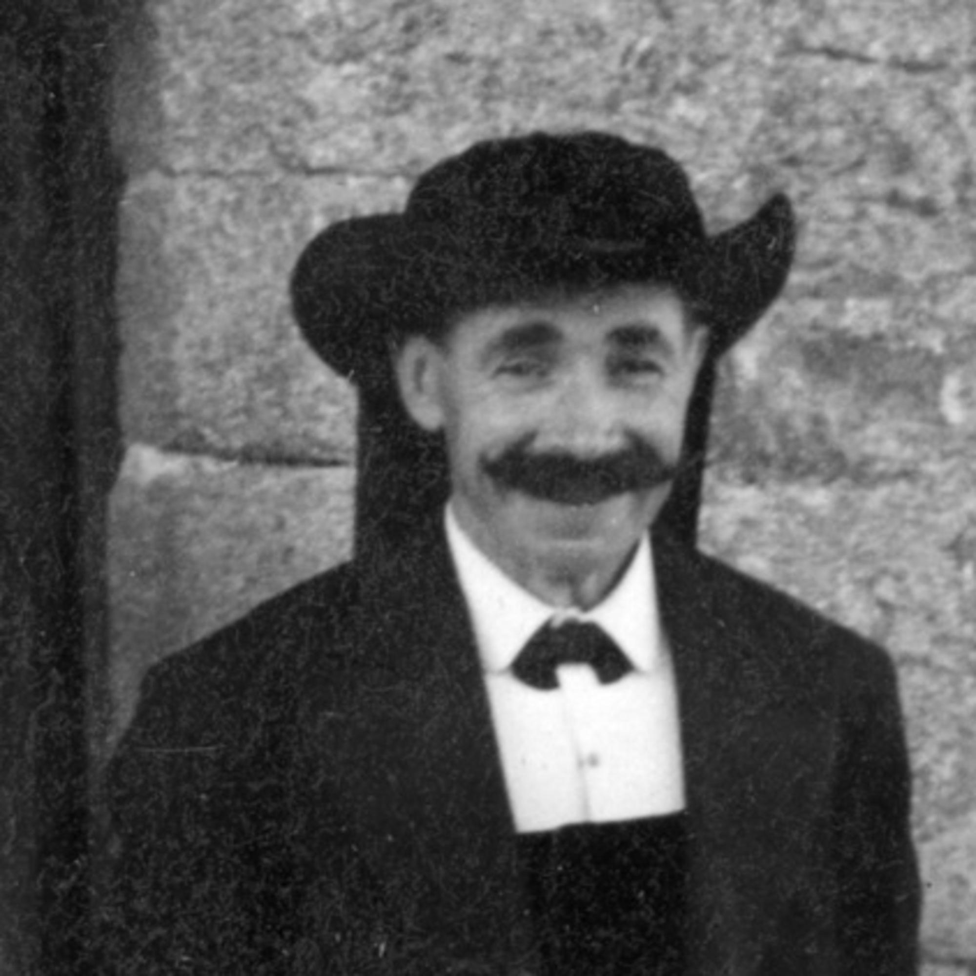 Alfred Le Bris portrait