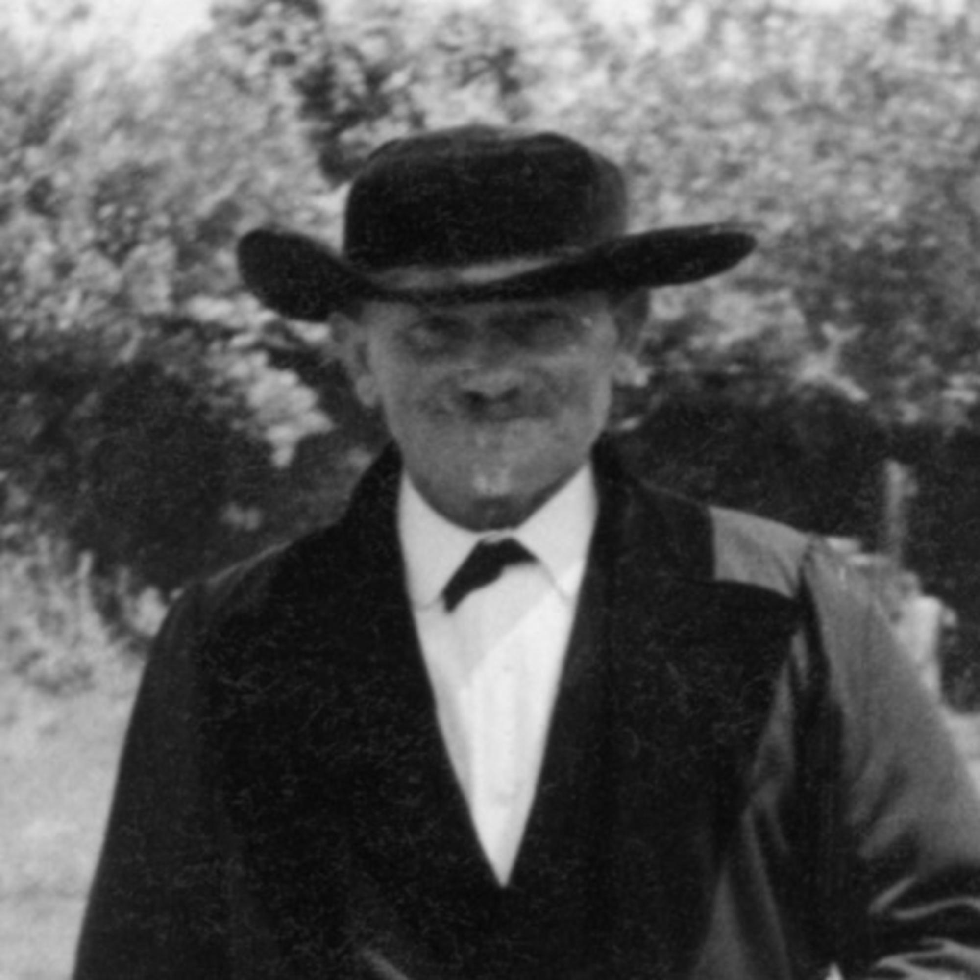 François Le Gall portrait