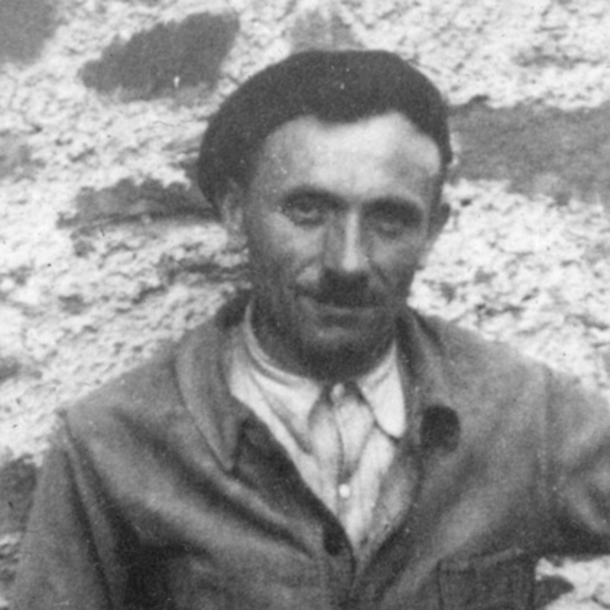 Joseph Le Meur portrait