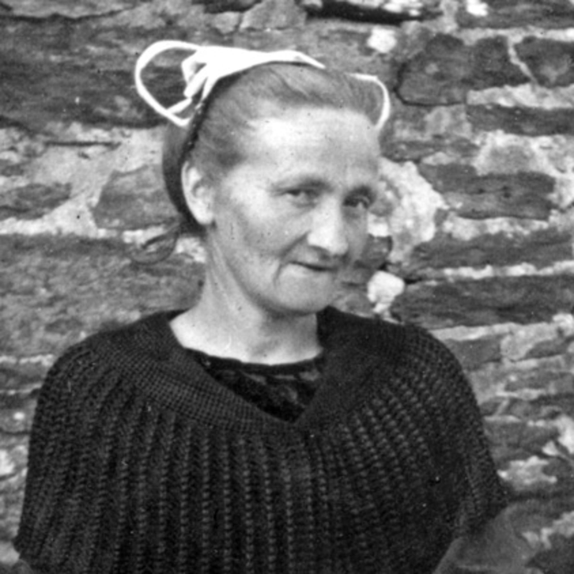 Marie Le Moigne portrait