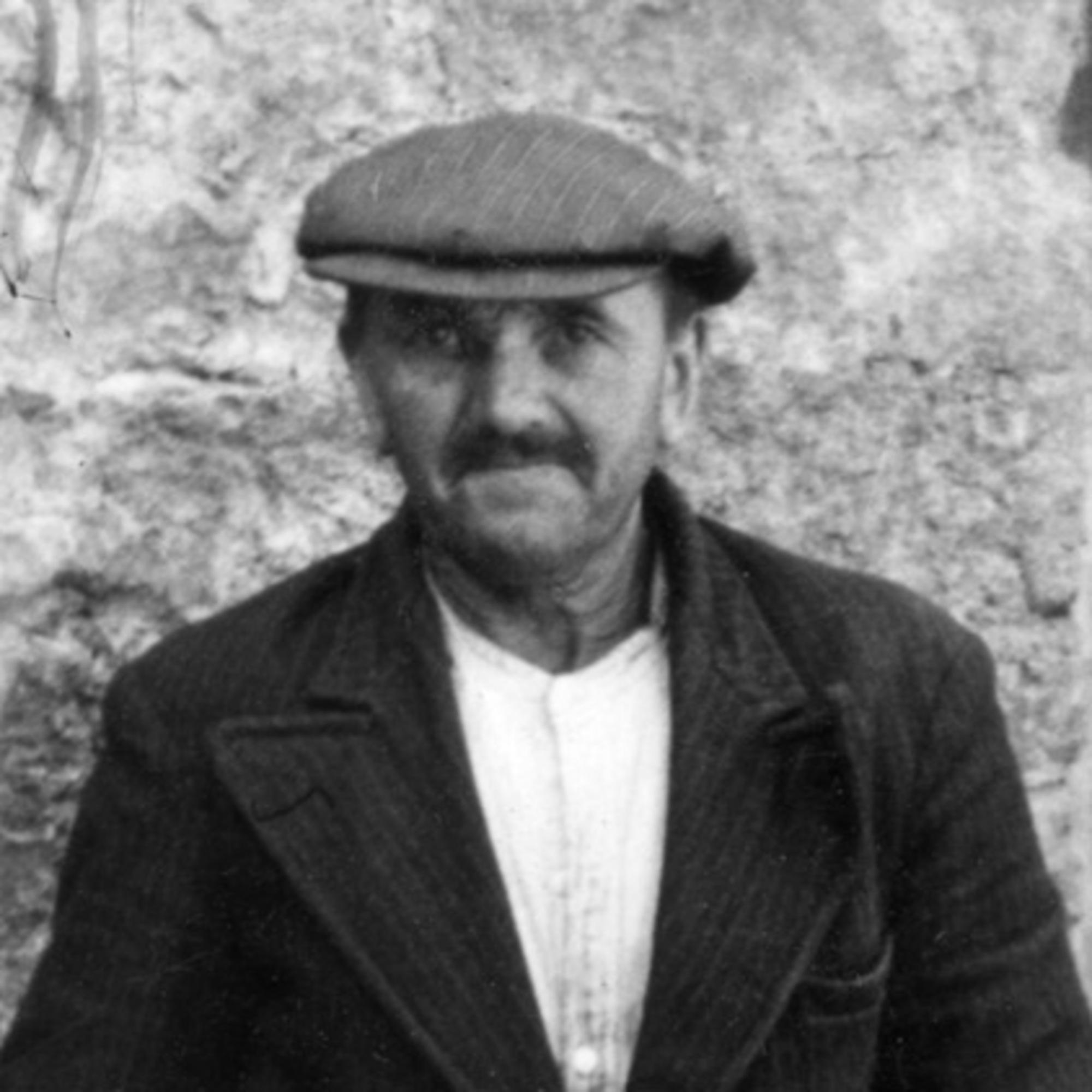 Joseph-Marie Le Touz portrait