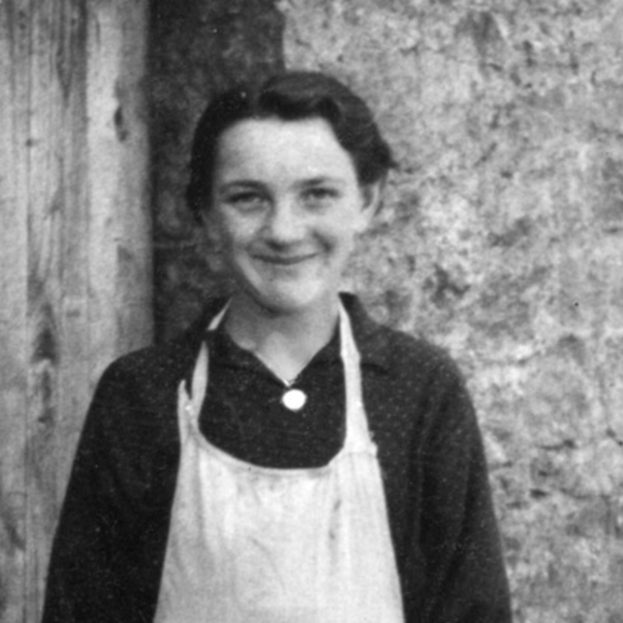 Marie Le Touz portrait
