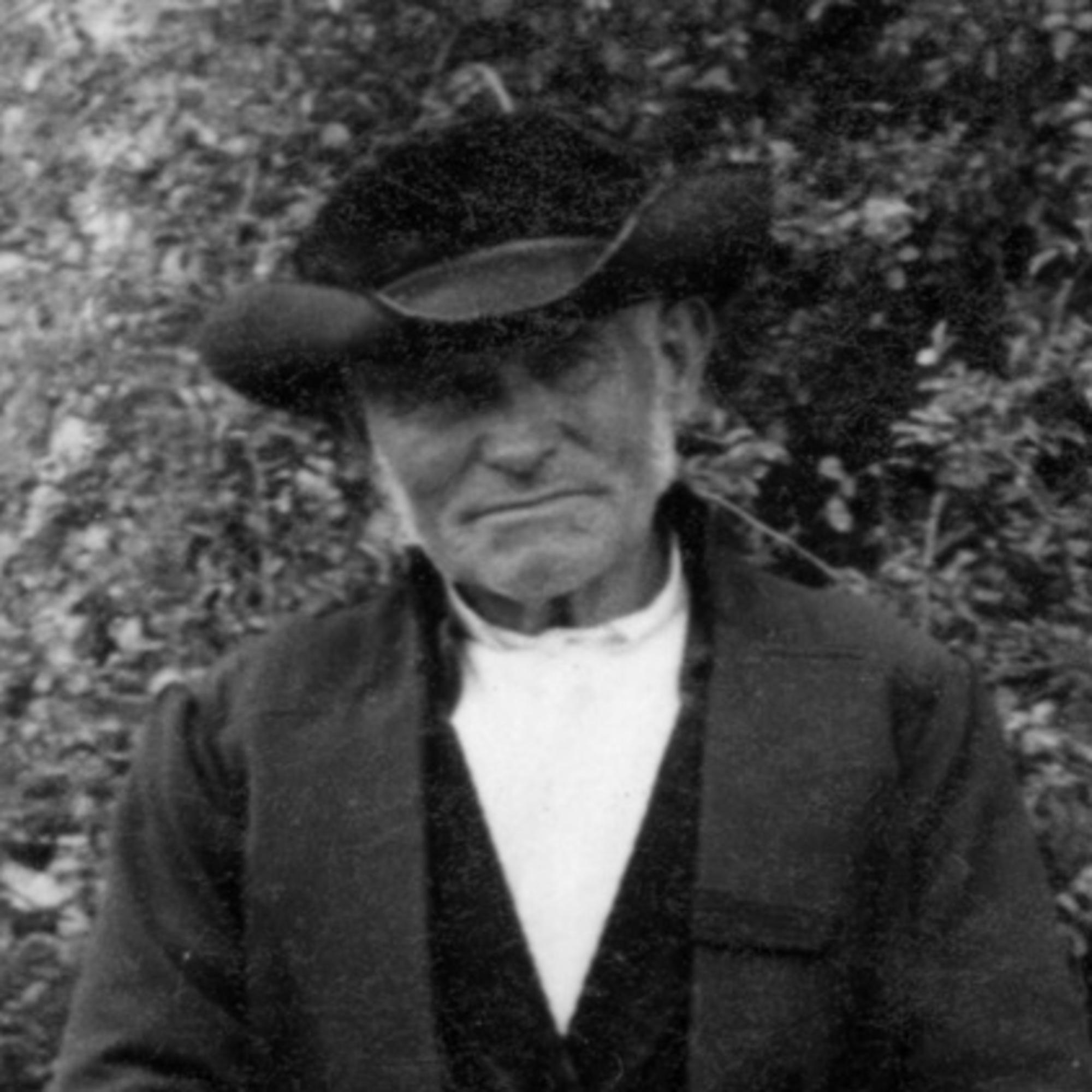 Julien Lodého portrait