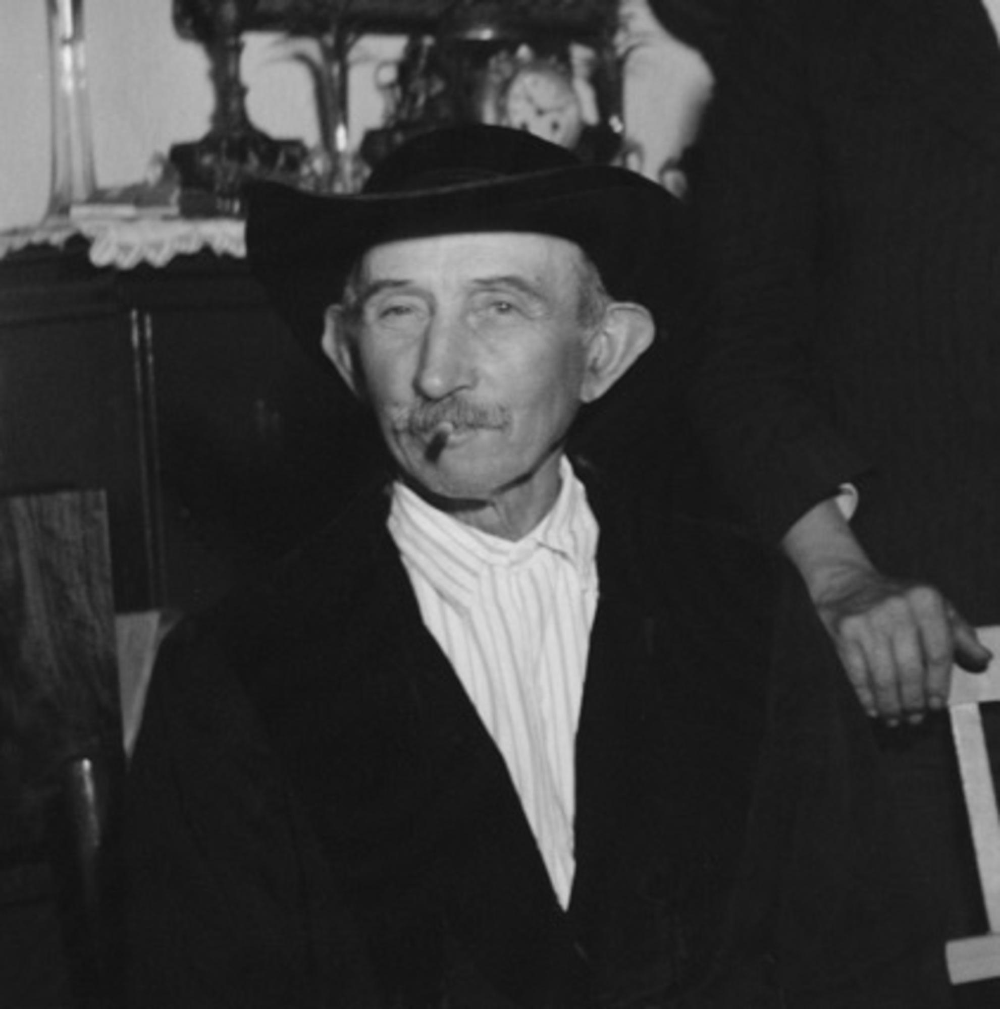 Symphorien Pavec portrait