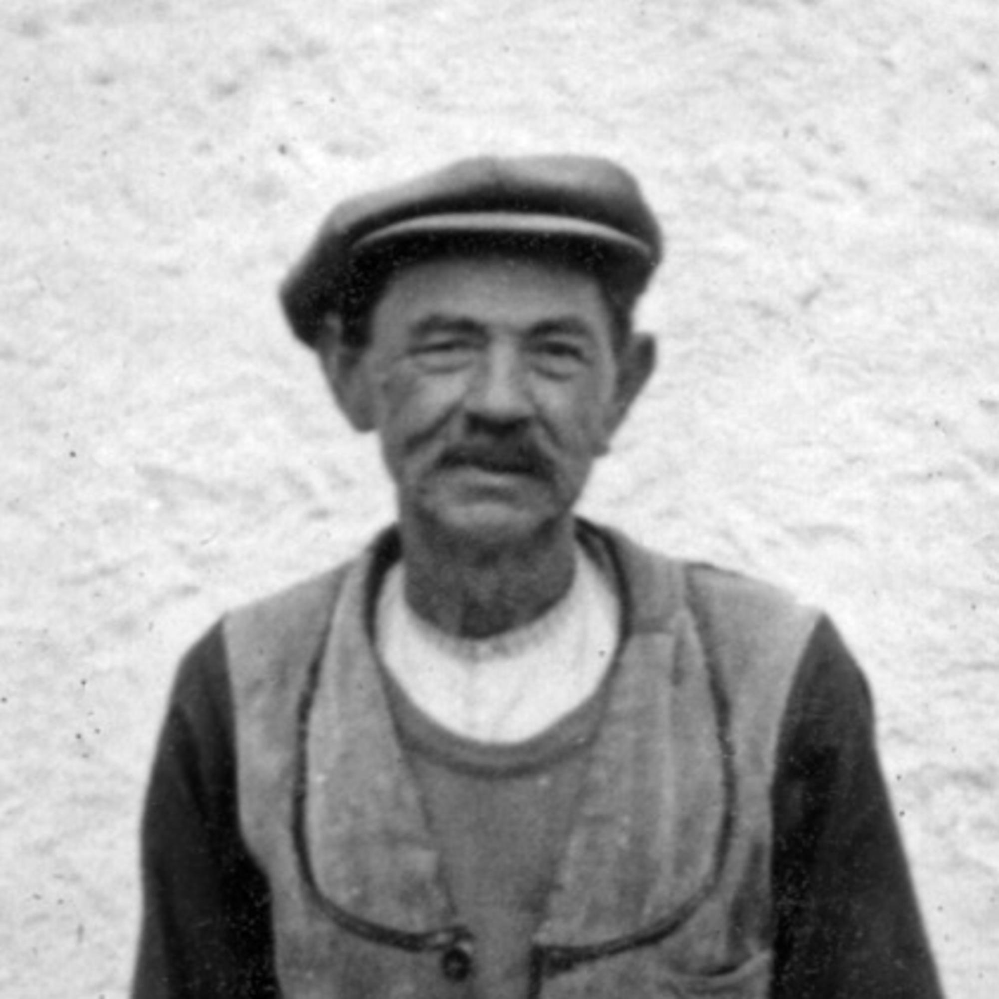 Jean Perrodot portrait