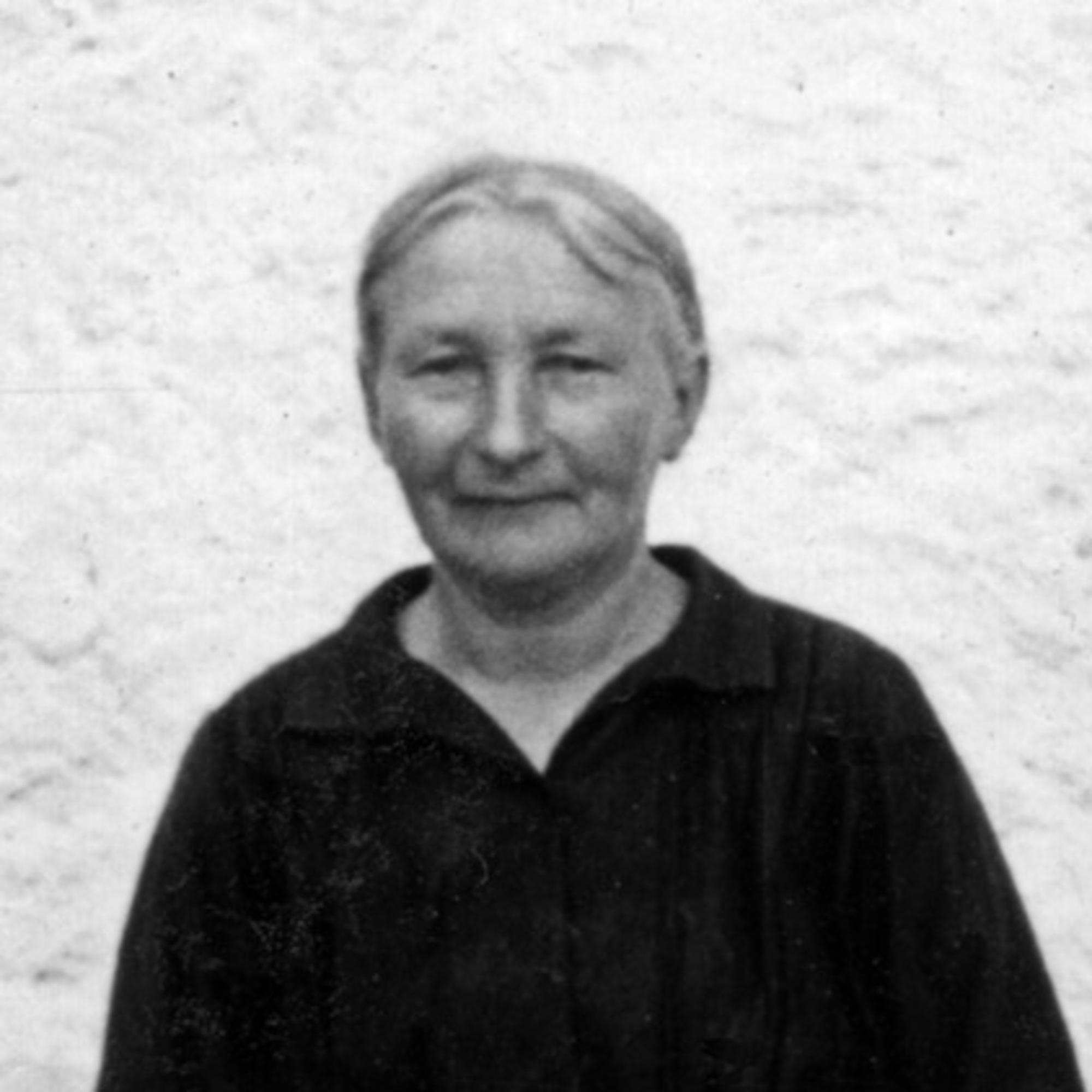 Marie Perrodot portrait