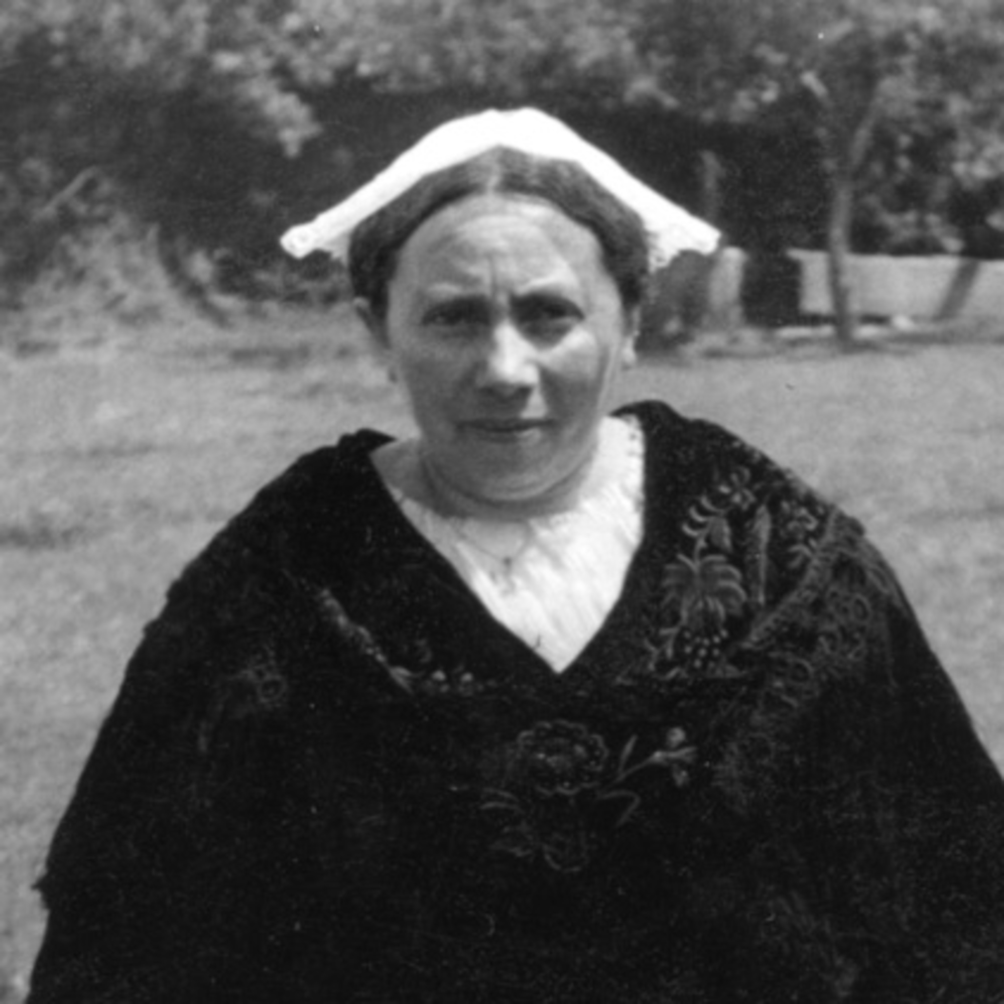 Marie-Anne Pierre portrait