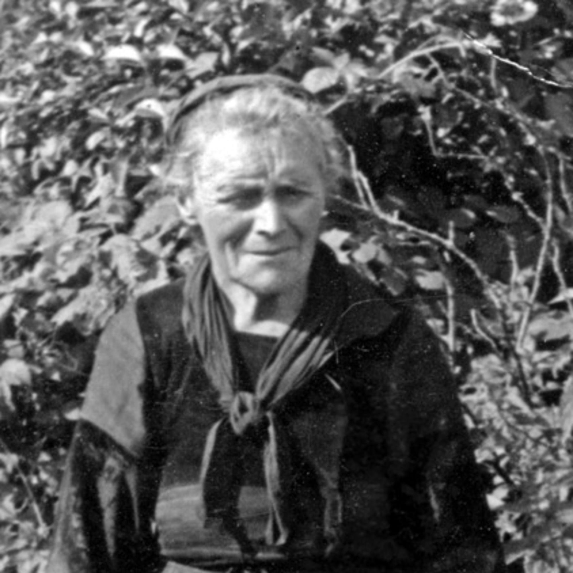 Marie-Jeanne Riou portrait