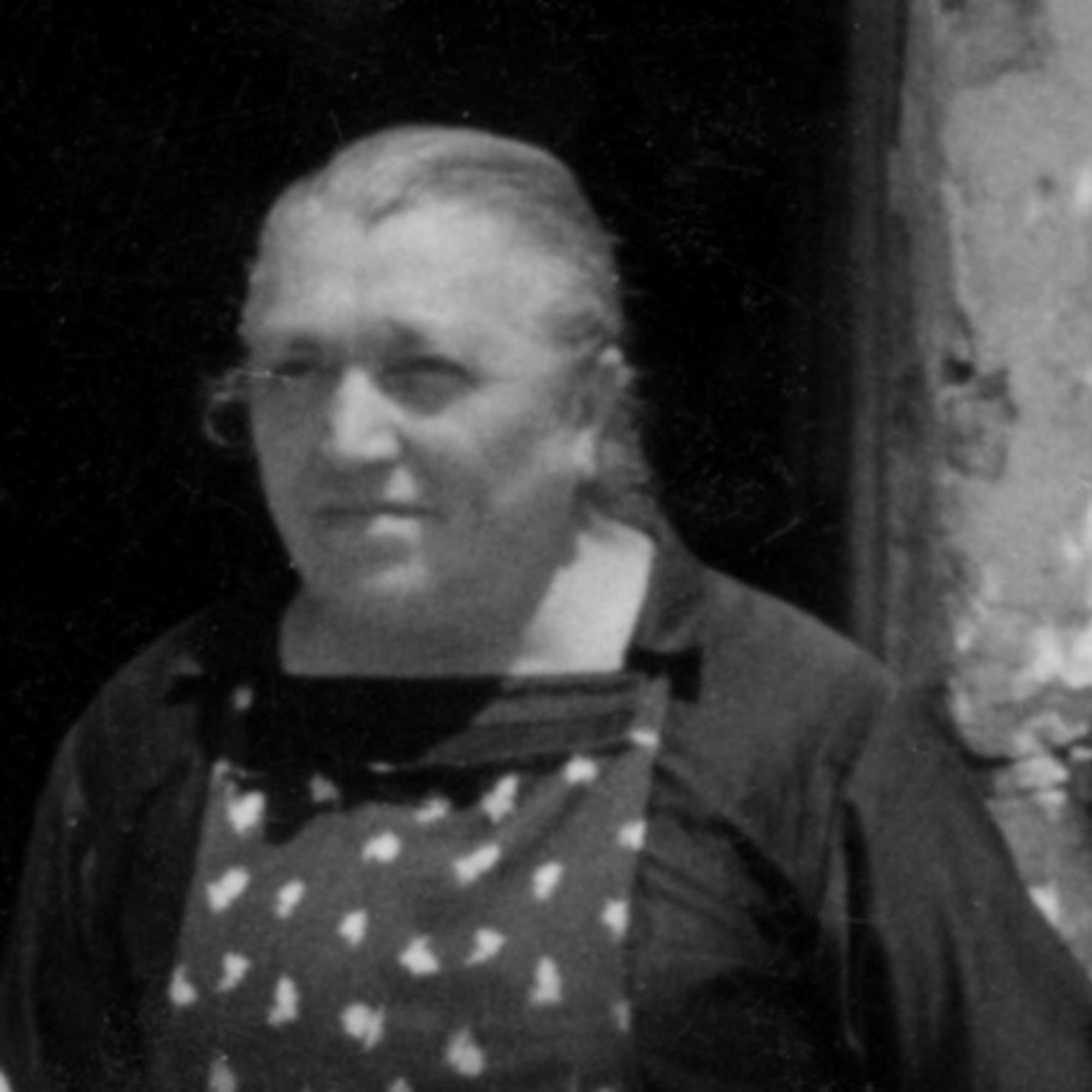 Françoise Sanson portrait