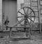 le rouet de Mme Pavec ; 18 juillet à 12h ; Surzur ; L'Hospital ; [photo originale 71]