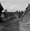 vue d'un coin du hameau ; 31 juillet à 9h ; Brandérion ; Squivit ; [photo originale 180]
