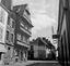 vieilles maisons rue Brizeux ; 13 août à 14h30 ; Carhaix ; [photo originale 313]