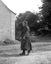une des femmes du hameau ; 25 août à 14h ; La Feuillée ; Kerelcun ; [photo originale 436]